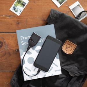 Трезор модел Т смартфон