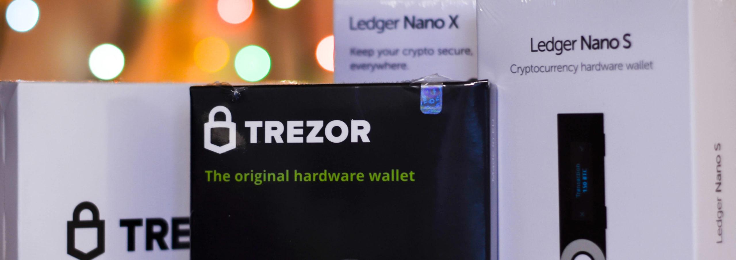 Хардуерни портфейли в BitcoinBG.eu
