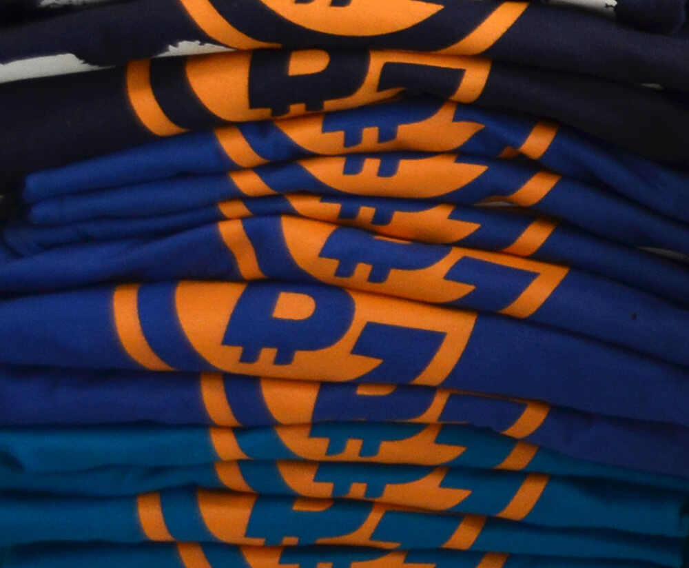 крипто биткойн тениски