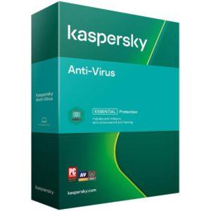 Антивирусен софтуер Kaspersky Anti Virus