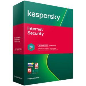 Антивирусен софтуер Kaspersky Internet Security
