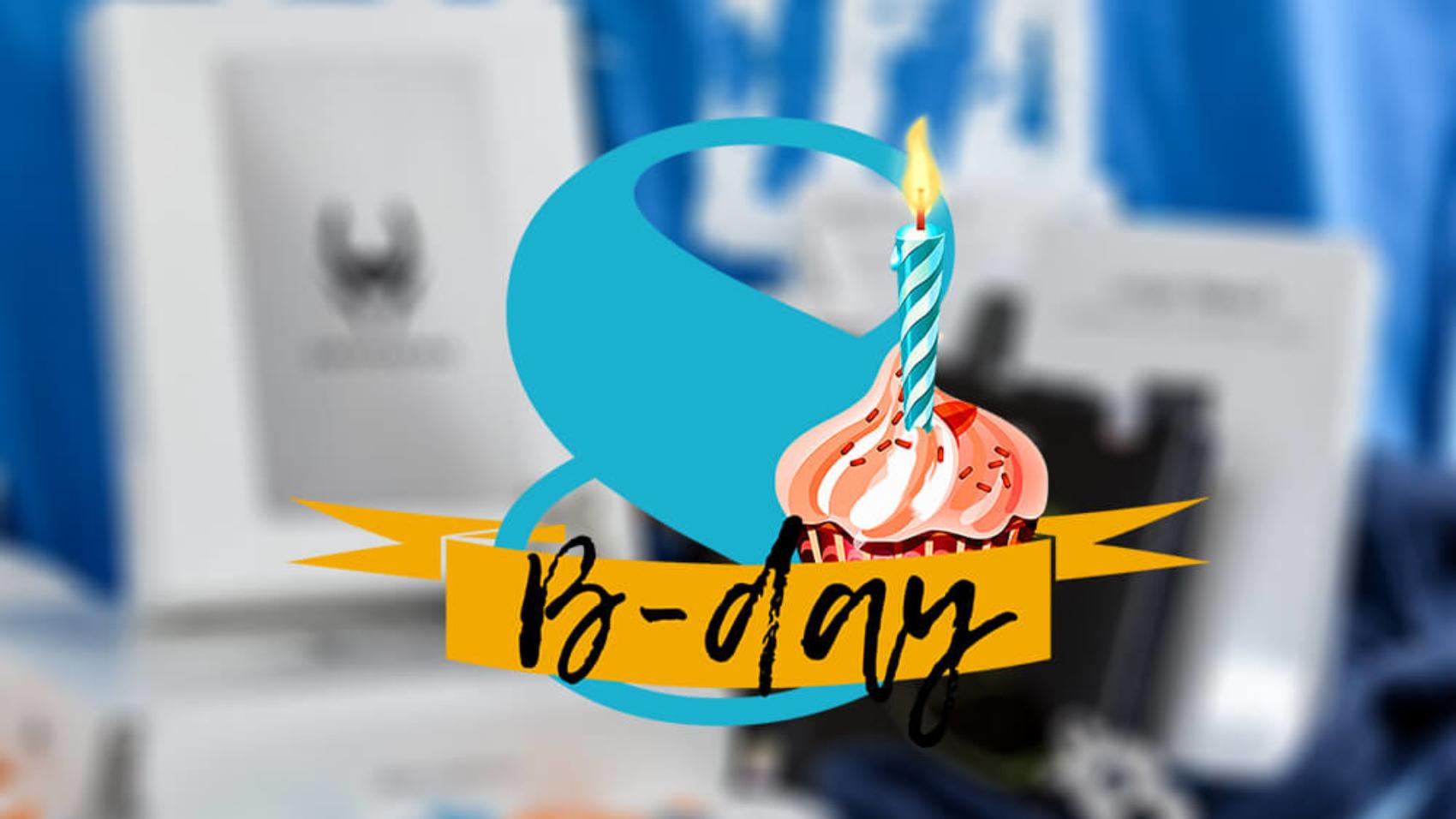 BitcoinBG празнува 8-и рожден ден